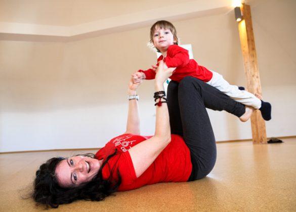 Kamala Yoga Kinderyoga