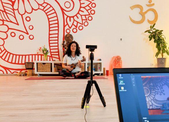 Kamala Yoga Onlinekurse