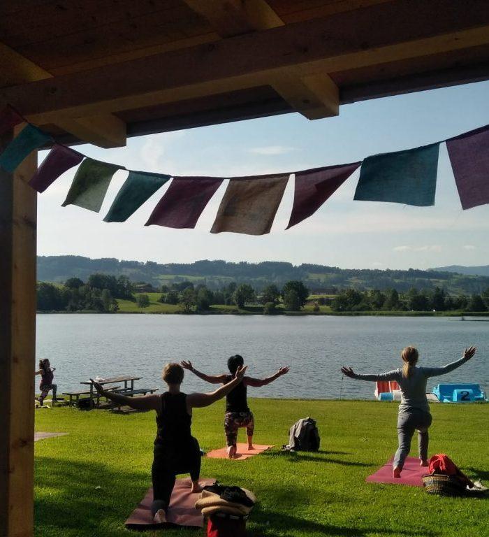 Kamala Yoga Outdoor Yoga