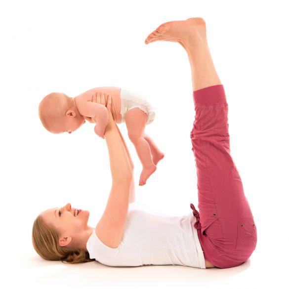Kamala Yoga Baby-Mama