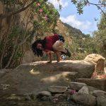 Zypern Urlaub Kamala Yoga Katalin